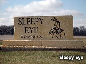 sleepyeye