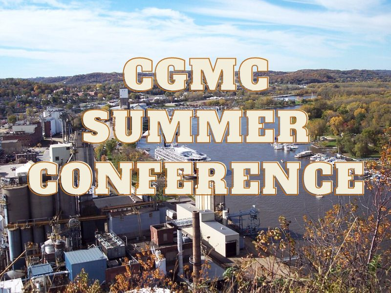 Cgmc Summer Conference Graphic