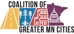 Coalition of Greater Minnesota Cities Logo