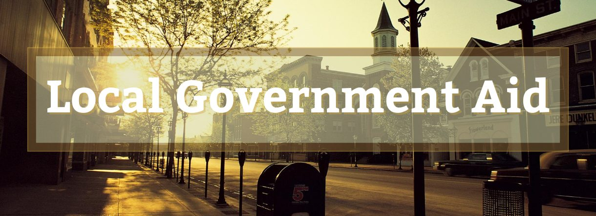 Local Government Aid 1
